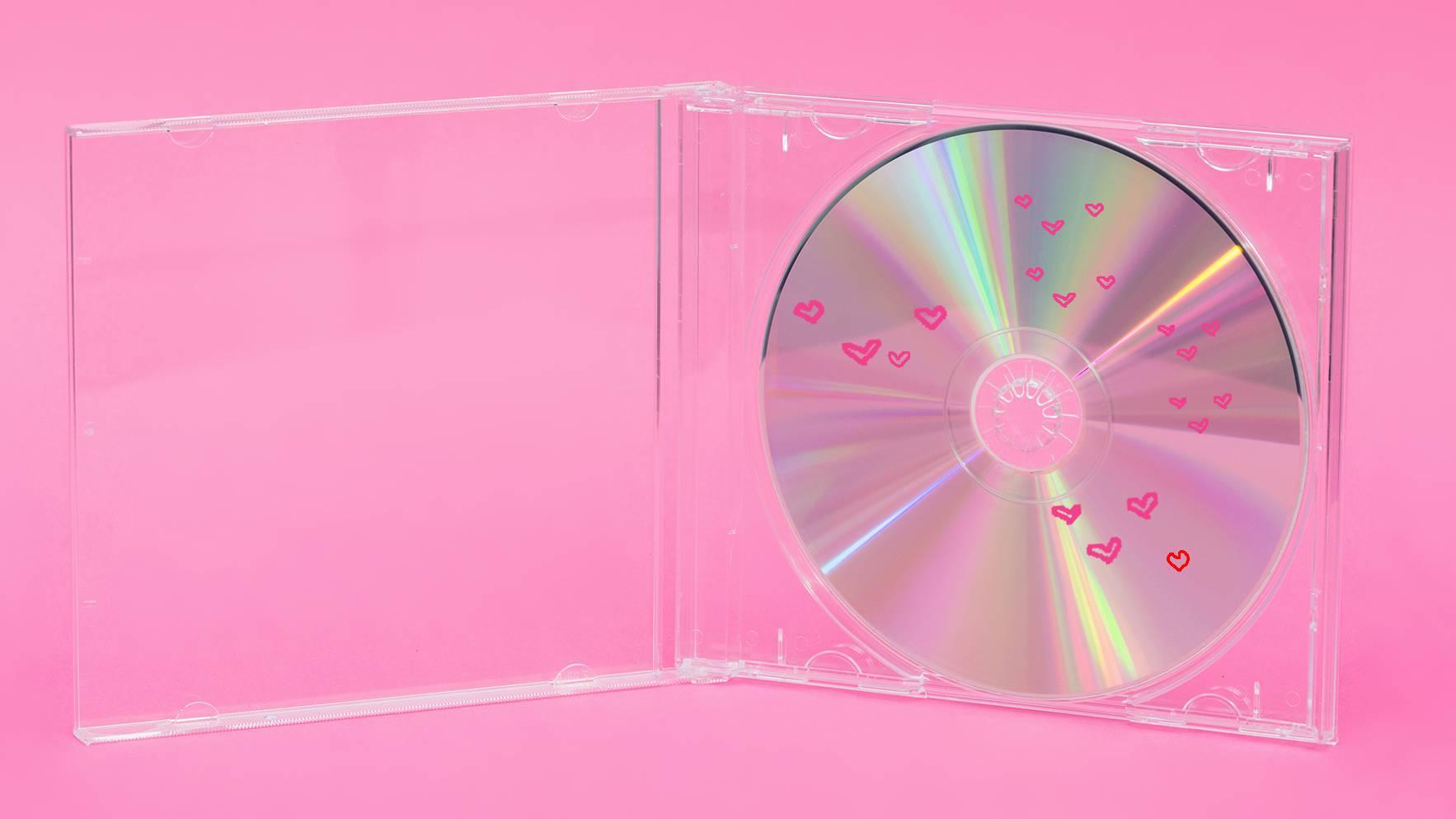 Brenne deinem Schatz eine persönliche CD!