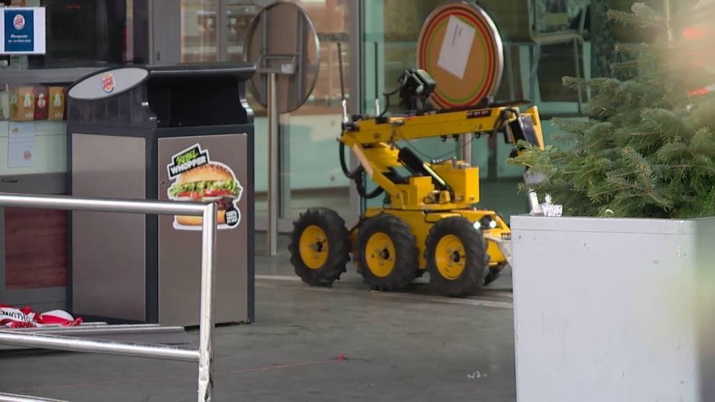 Zürich HB: Grosseinsatz wegen verdächtiger Gegenstände - Italiener verhaftet