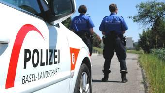 Die Polizei konnte am Donnerstag erfolgreich vier mutmassliche Einbrecher fassen (Symbolbild)