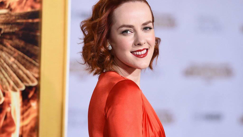 Jena Malone, die Johanna Mason aus den «Hunger Games»-Filmen, wird mit 31 erstmals Mutter (Archiv).