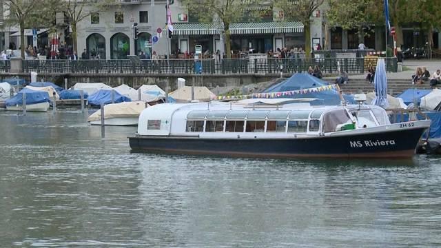 Schifffahrt ebenfalls vom Hochwasser betroffen