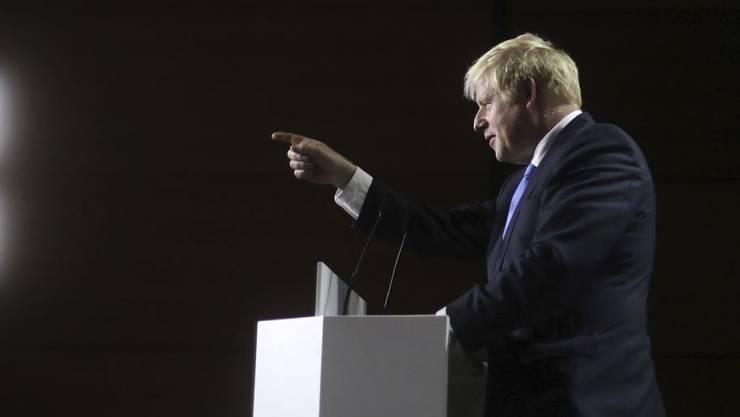 Mit einem Schachzug will der britische Premier Johnson angeblich das Parlament aushebeln. Das berichten Medien. (Archivbild)