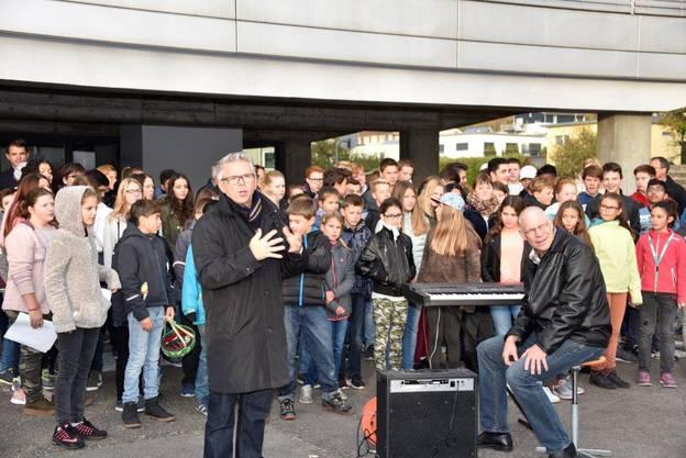 Gemeindepräsident Beat Rüfli