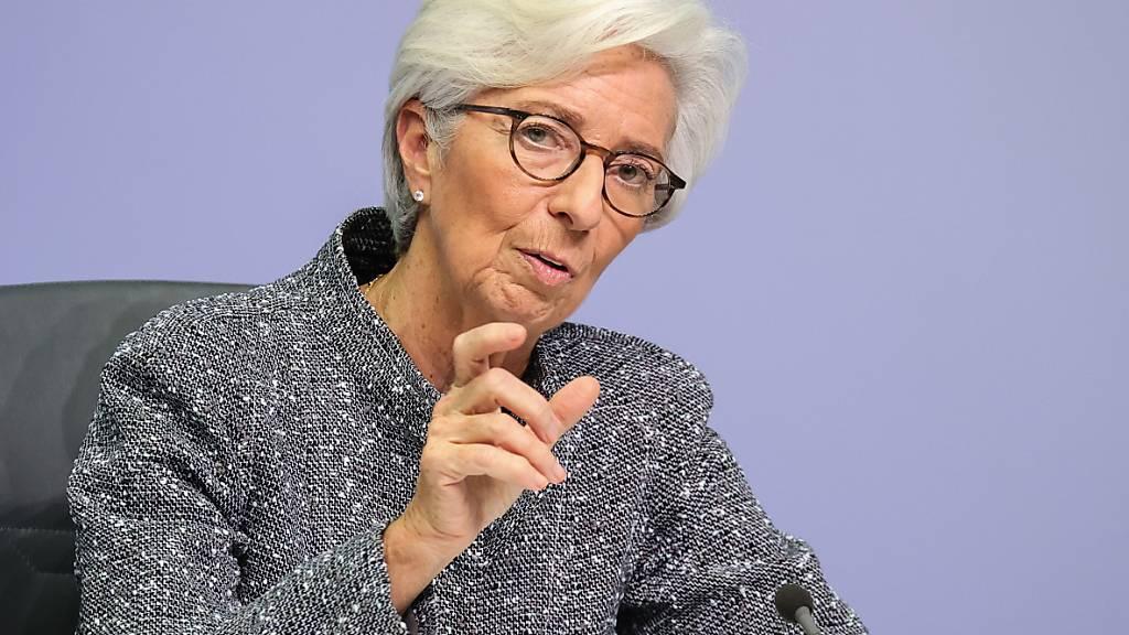 EZB fordert Europas Regierungen zu mehr Solidarität auf