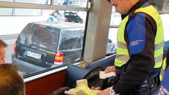 Grenzwache registriert mehr Schmuggel