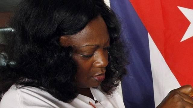 Auch Berta Soler wurde freigelassen (Archiv)