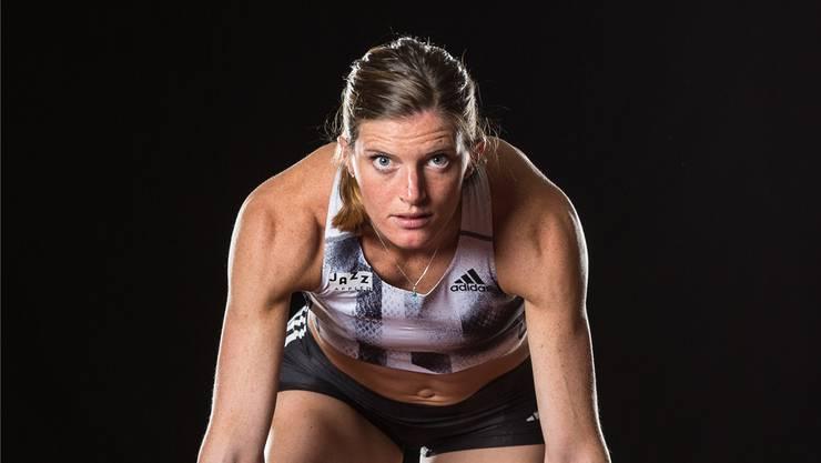 Léa Sprunger will sich von den Veränderungen rund um ihren Trainer Laurent Meuwly nicht aus der Spur bringen lassen.