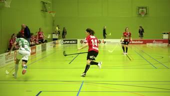 Unihockey Basel Regio verliert gegen Waldkirch-St.Gallen.