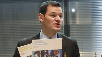 «Die Polizei muss einen verrückten Killer sofort stoppen»: Genfs Polizeidirektor Pierre Maudet.