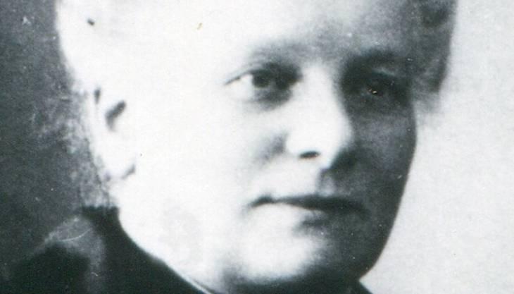 Elise Flury (1864–1932):