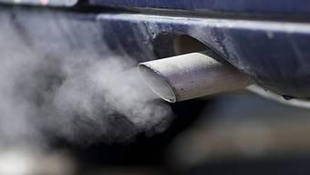 Grenzwertüberschreitungen bei Stickstoffdioxid und Feinstaub treten im Kanton nur noch selten auf.