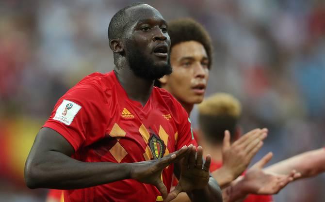Belgiens Topskorer Romelu Lukaku wird definitiv geschont