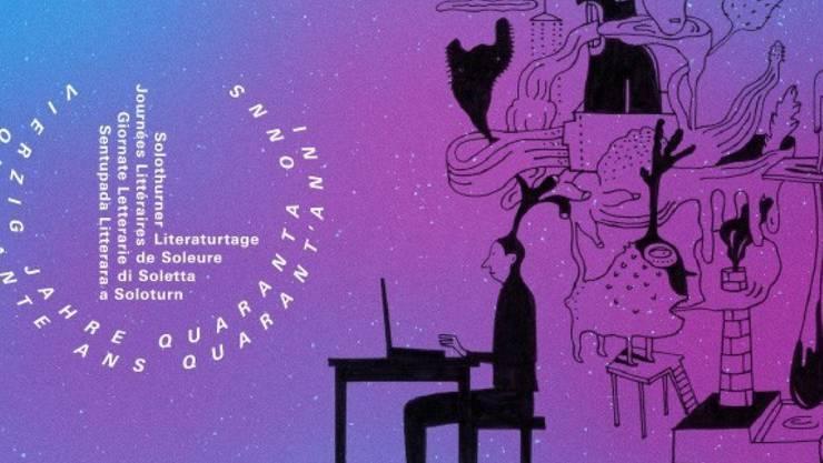 Die Solothurner Literaturtage feiern bis Sonntag ihre 40. Ausgabe mit einem besonders attraktiven und niederschwelligen Programm. Statt sich abends in die Säle zu vergraben, flanieren die Besucher ausnahmsweise zu später Stunde durch Gassen und Bars auf den Spuren von literarischen Veranstaltungen.