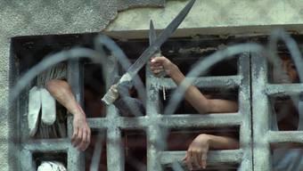 Bei einer Meuterei in einem Gefängnis in Venezuela sollen dutzende Personen ums Leben gekommen sein. (Symbolbild)