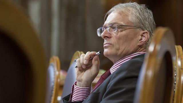 Vater der Abzocker-Initiative: Ständerat Thomas Minder (Symbolbild)