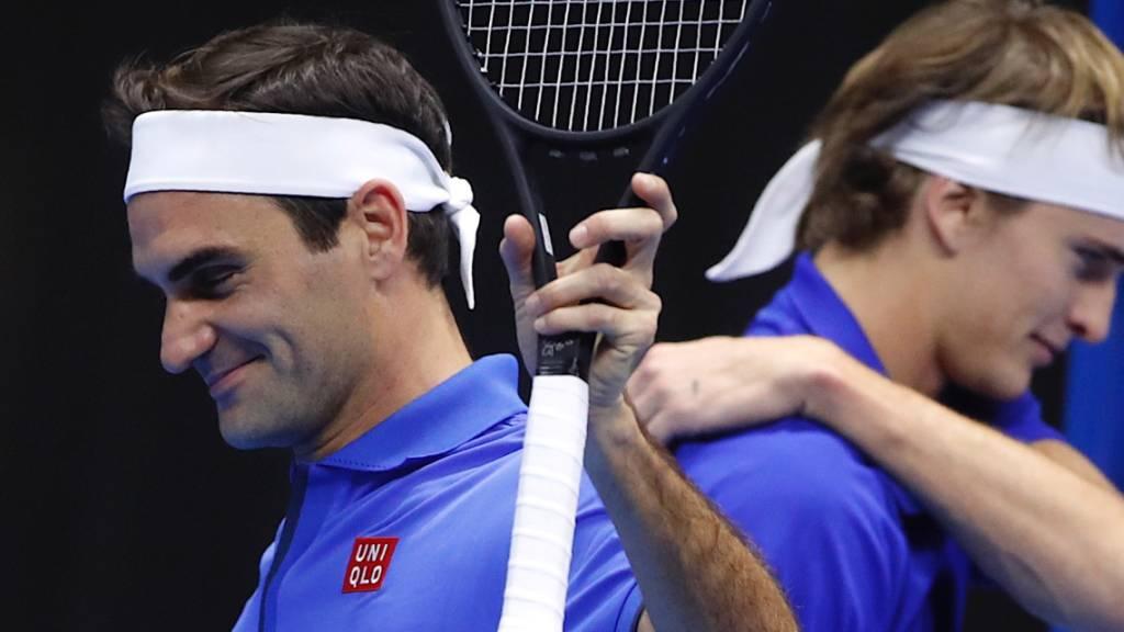 Federer in Buenos Aires von Zverev geschlagen