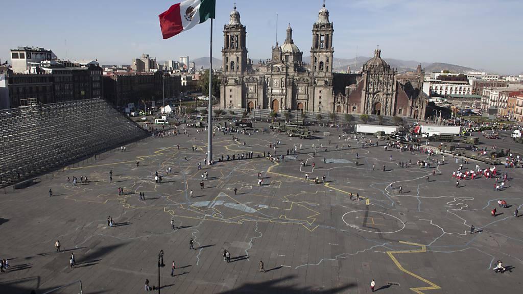 Zentralbank in Mexiko senkt ihren Leitzins