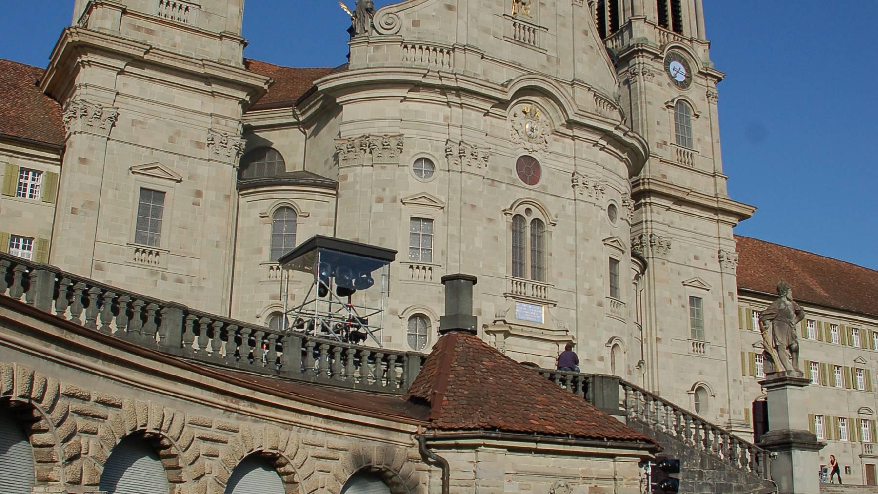 Kloster Einsiedeln nimmt Asylsuchende auf