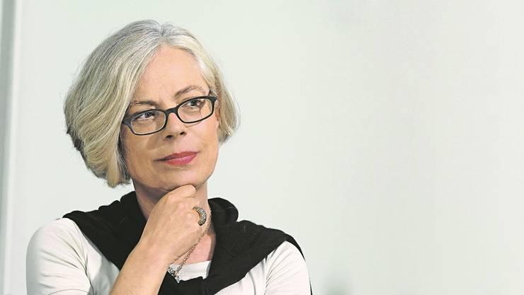 Rita Ziegler vom Universitätsspital Zürich