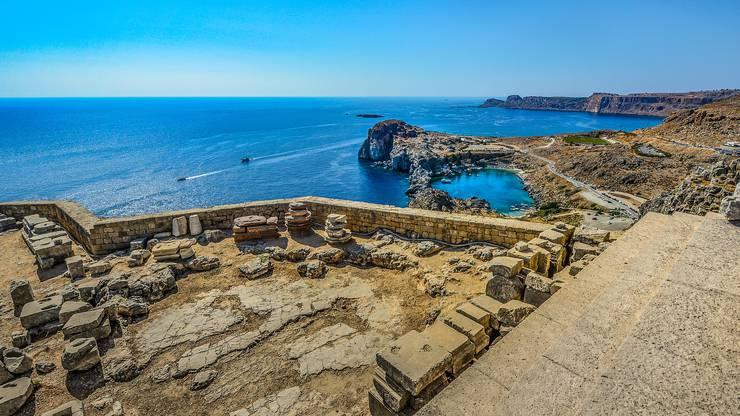 Archäologische Relikte der Inselgeschichte entführt euch 3000 Jahre in die Vergangenheit.
