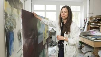 Milena Seilers Werke sind ab Ende August in Baden zu sehen.