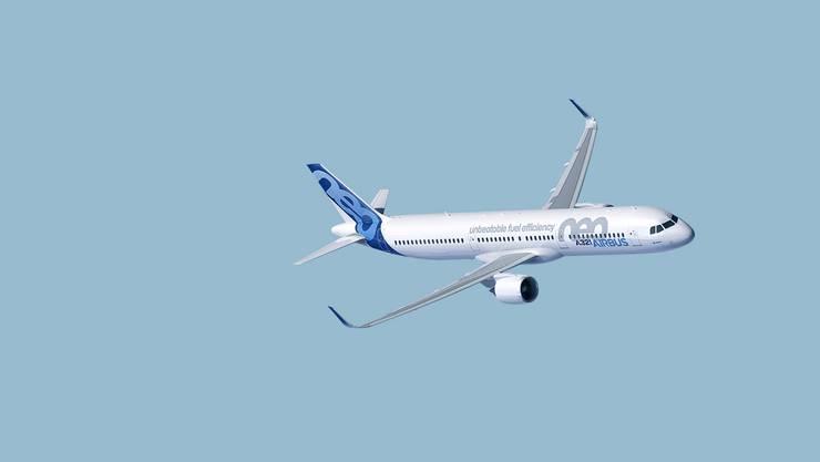 «Swiss Skies» setzt auf den Airbus A321neo.