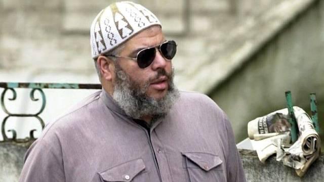 Dem Haftrichter vorgeführt: Der Islamist Abu Hamsa (Foto aus dem Jahr 2002).