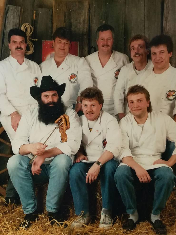 Jeweils ein Mal pro Monat trifft sich «Fosi» mit dem Breuseler-Kochclub aus Obergösgen.