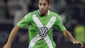 Rodriguez trainiert wieder mit Wolfsburg