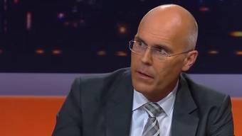AKB-Bankratspräsident Dieter Egloff: «Als Rechsanwalt muss ich mir Fragen stellen.»