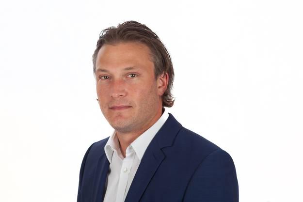 Tobias Ammann, aktueller GPFK-Präsident, (38), FDP, will wieder in den Einwohnerrat. Wahlen 2017