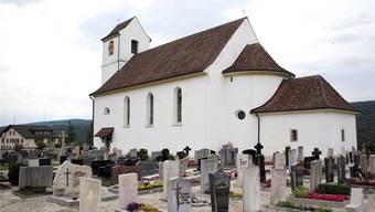 Die Kirche Roggenburg ist nationales Kulturgut – und jetzt wieder gesegnet.
