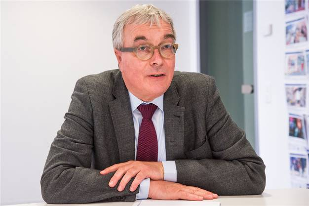 «Wir müssen die Interessen so weit wie möglich unter einen Hut bringen.» Christoph Brutschin, Regierungsrat und Verwaltungsrat.