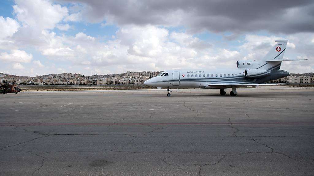 Aussenminister Ignazio Cassis ist 2019 am meisten geflogen