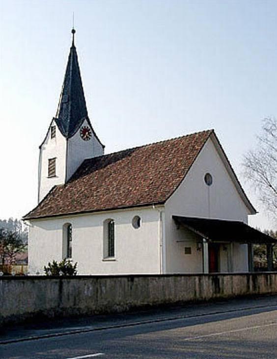 Die Kirche Wäldi.