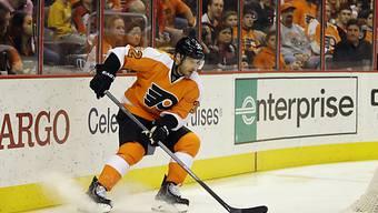 Zwei Siege innert 24 Stunden für Philadelphia Flyers' Mark Streit