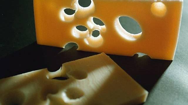 Emmentaler Käse (Archiv)