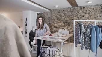 Impressionen aus Corinne Pfisters Neer Concept Store in der Milchgasse Aarau