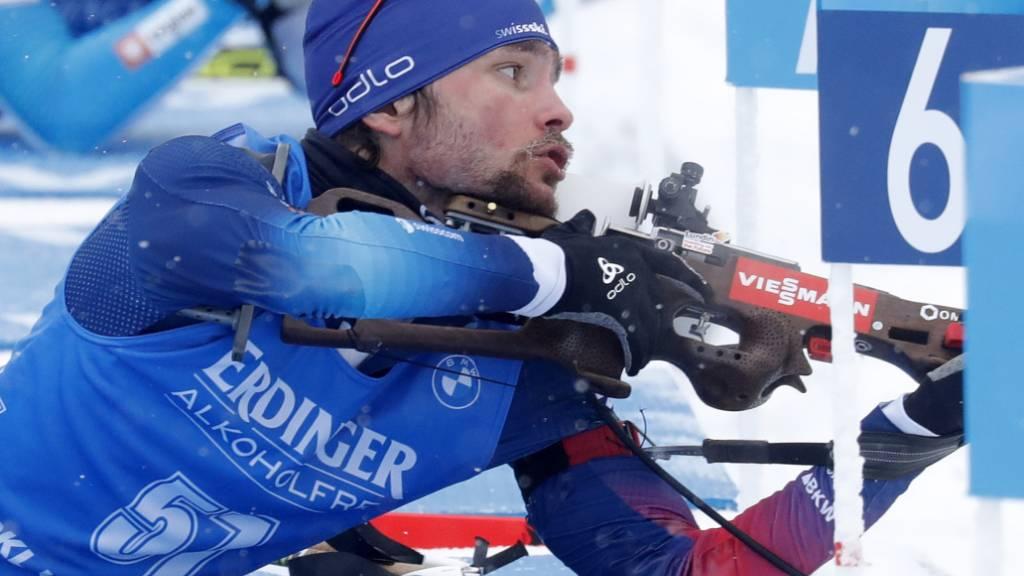 Jeremy Finello mit Schweizer Bestresultat ausserhalb der Top 10