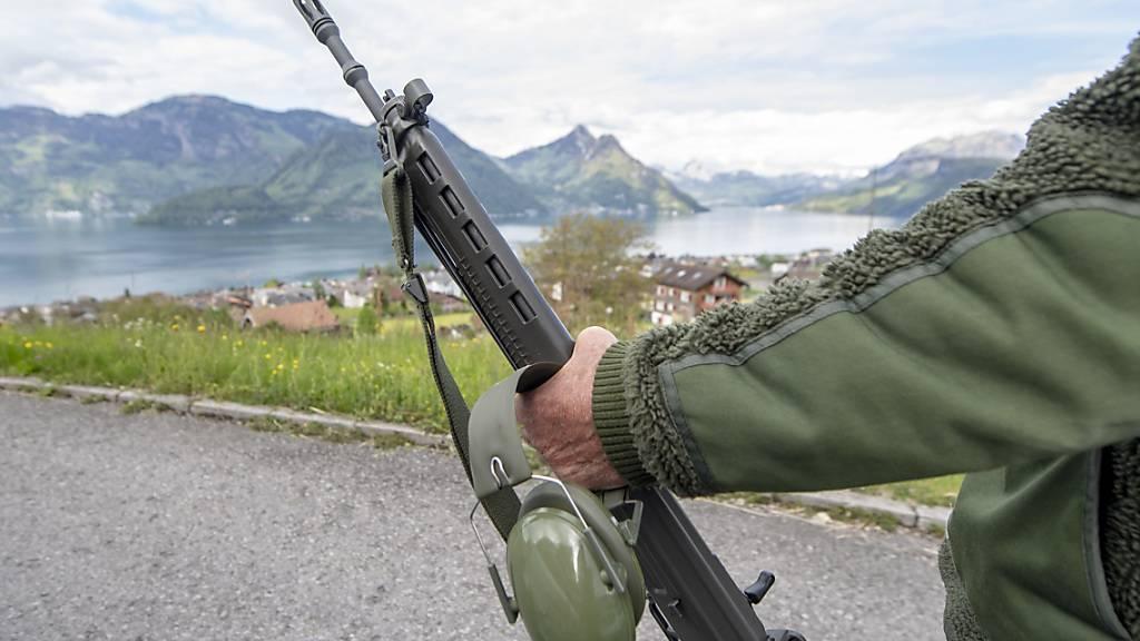 Eidgenössisches Schützenfest erst im nächsten Jahr