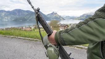 In Luzern wird erst im nächsten Jahr scharf geschossen