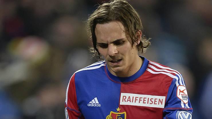 Der ehemalige Basel- und GC-Verteidiger Kay Voser (29) wurde in England nicht glücklich und löste seinen Vertrag mit Fulham nach eineinhalb Jahren vorzeitig auf