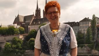 Jodlerlegende Marianne Smug.