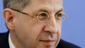 """Der Präsident des deutschen Verfassungsschutzes, Hans-Georg Maassen, sorgt mit seinen Zweifeln an Berichten über """"Hetzjagden"""" in Chemnitz für Wirbel. (Archiv)"""