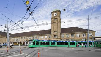 Auch die Erlenmatt-Tram-Pläne beim Badischen Bahnhof scheiterten an der Urne.