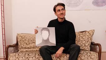 Sein Gesicht kennt man weniger gut wie seine Musik: Mischa Nüesch alias Audio Dope.