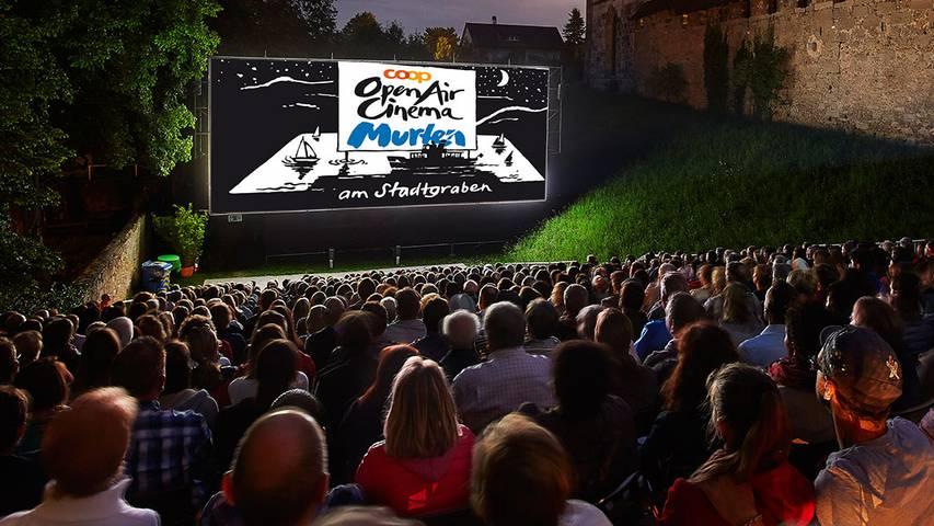 Wettbewerb: Coop OpenAir Cinema Murten