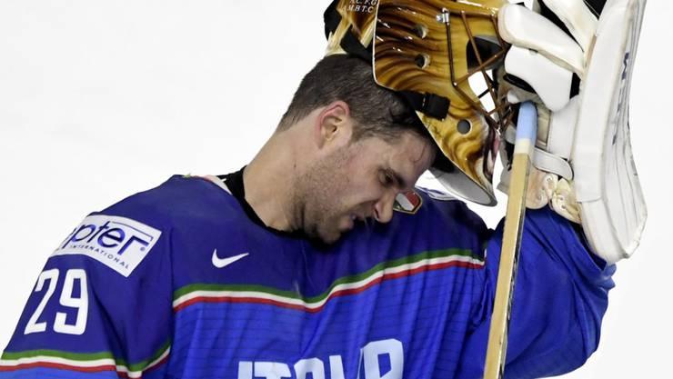 Italien und Grossbritannien steigen an der B-WM in die A-Gruppe auf
