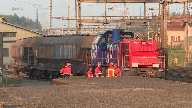 Stellenabbau bei SBB Cargo