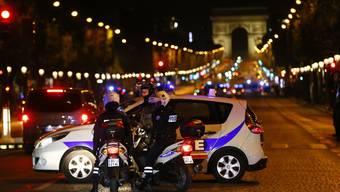Tödliche Schüsse auf Pariser Polizei